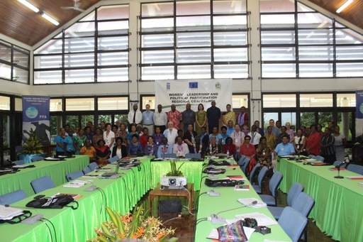 Participants of the Finding a New Electoral System Symposium