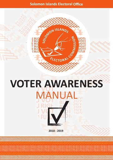 Voter Awareness Manual