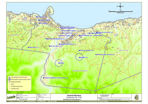 Central Honiara (A3)