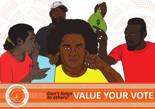 Value Your Vote